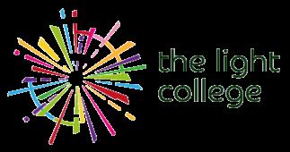 the light college logo