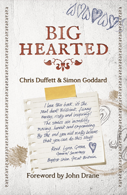 Big Hearted book cover